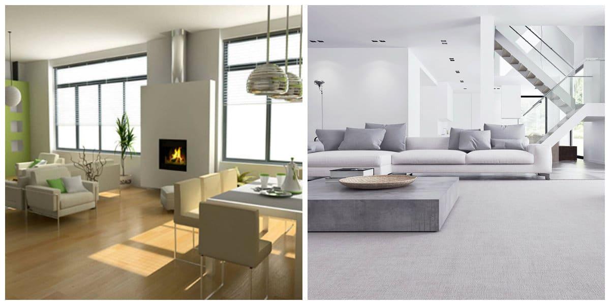 Decoracion de interiores minimalista- disenos muy simples y perfectos