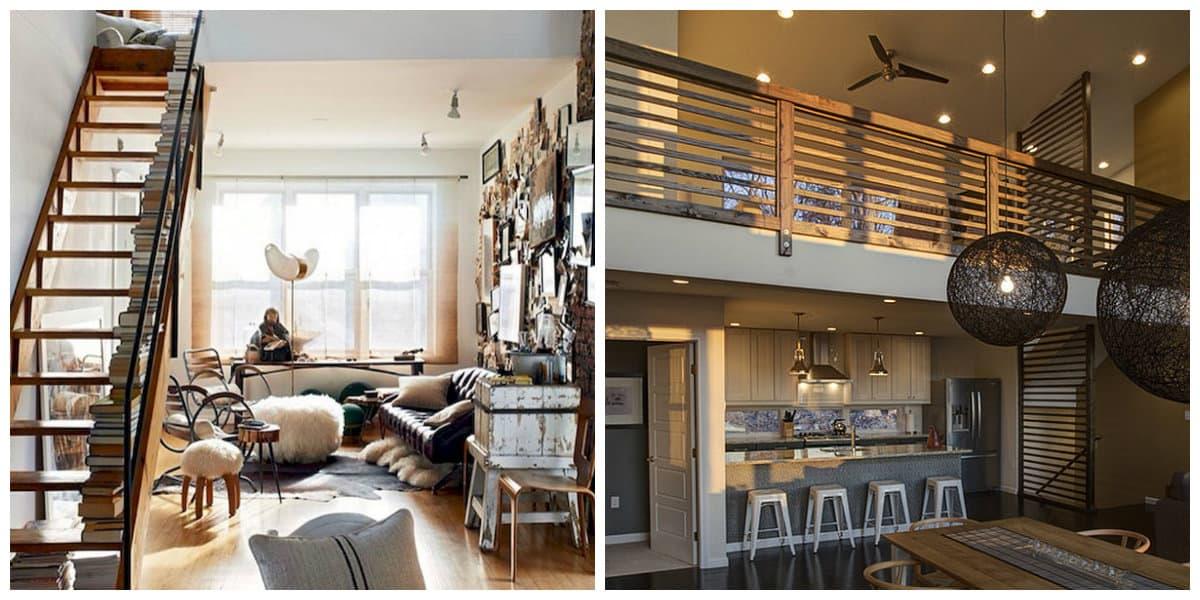 Decoracion de loft- nuevos acercamientos al estilo loft de moda