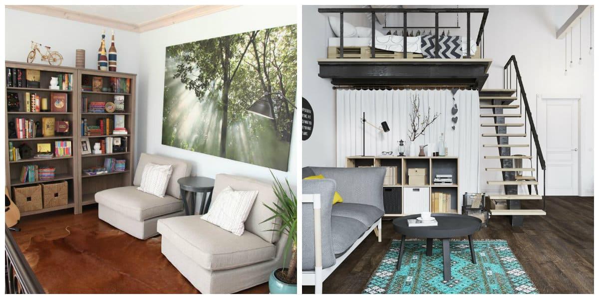 Decoracion de loft- como amueblar tu casa en estilo industrial
