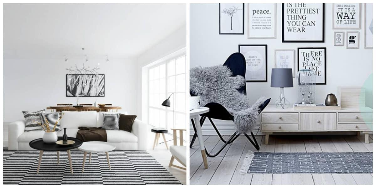 Decoracion escandinava- muebles adecuados para este tipo de estilo