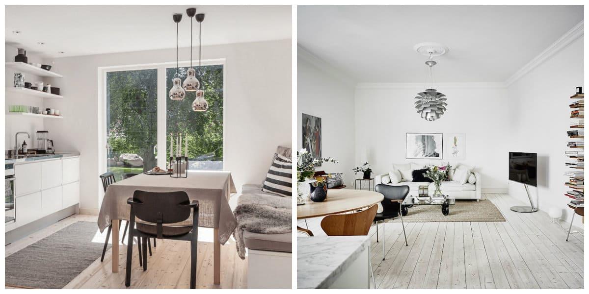 Decoracion estilo nordico- como obtener un salon en estilo escandinavo