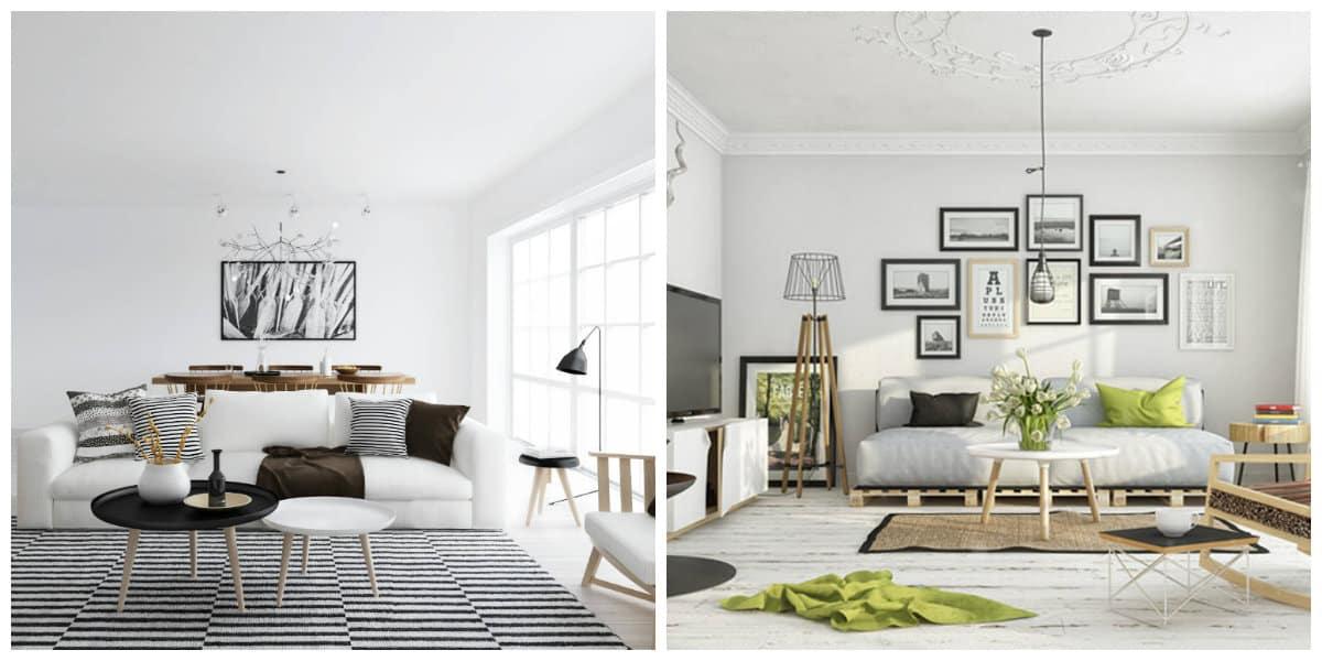 Decoracion estilo nordico - que colores hay que usar para un diseno escandinavo