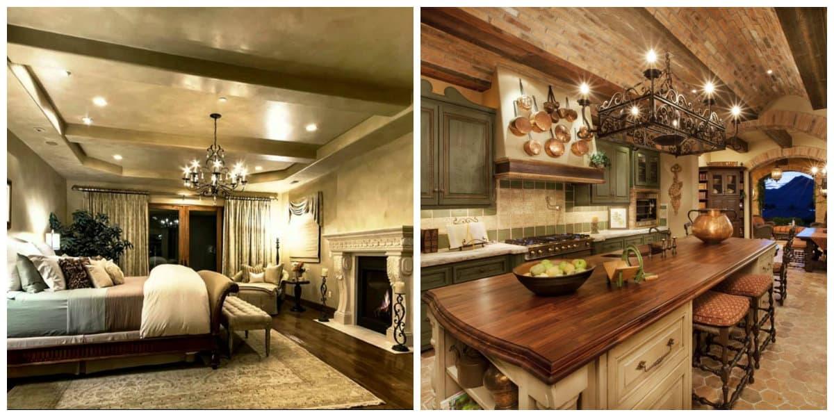 Decoracion italiana- uso de un estilo muy elegante en tu casa