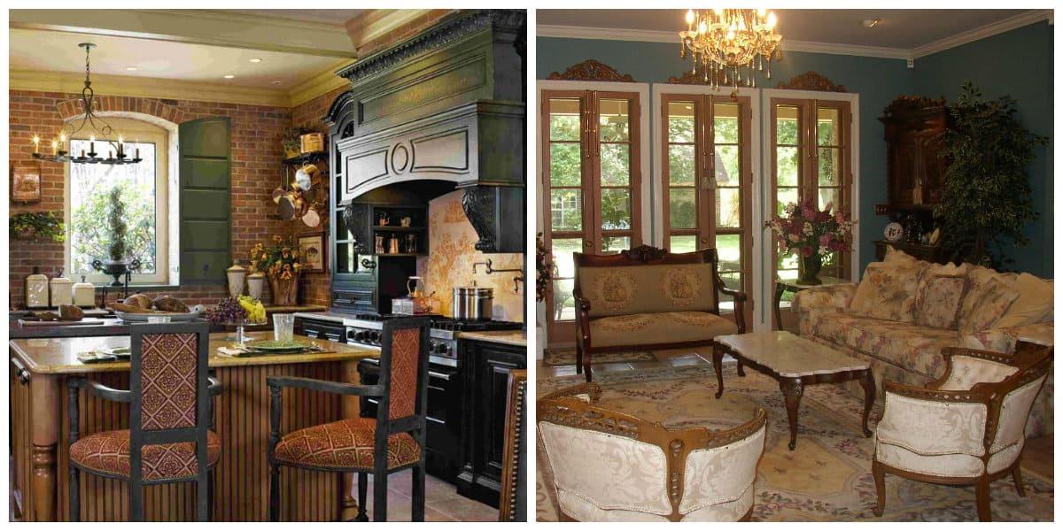 Decoracion rustica de interiores- ideas principales de moda