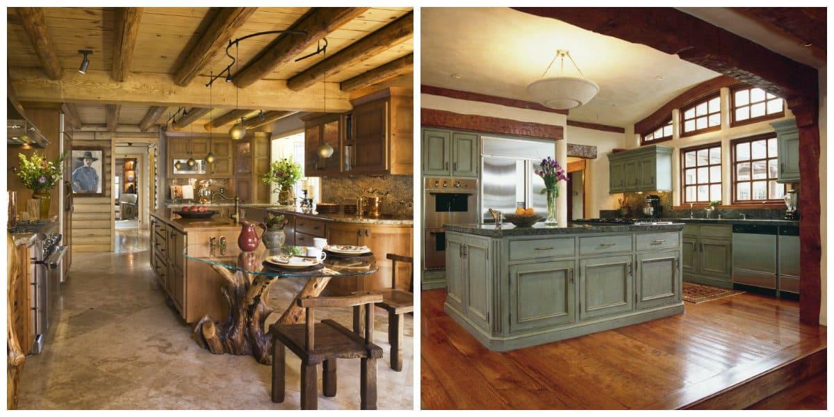 Decoracion rustica de interiores- como amueblar tu comedro de estilo rural