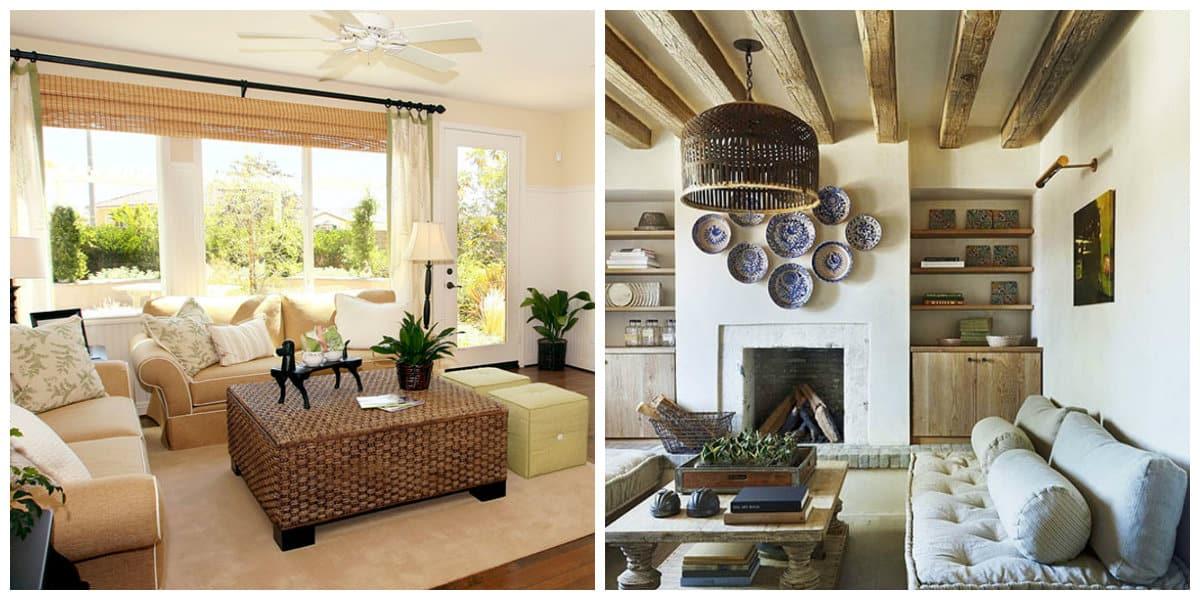 Decoracion rustica de interiores- la casa tiene mucho que decir sobre su dueno