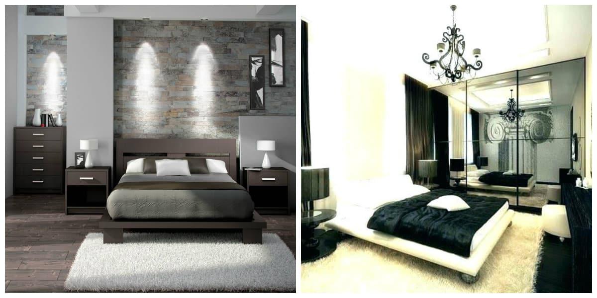 Diseño de dormitorios modernos- muebles que estan en tendencias