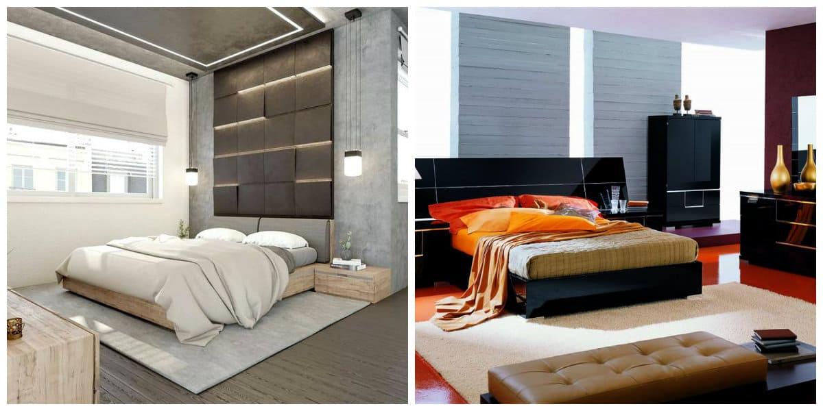 Diseño de dormitorios modernos- a veces hay colores muy claros
