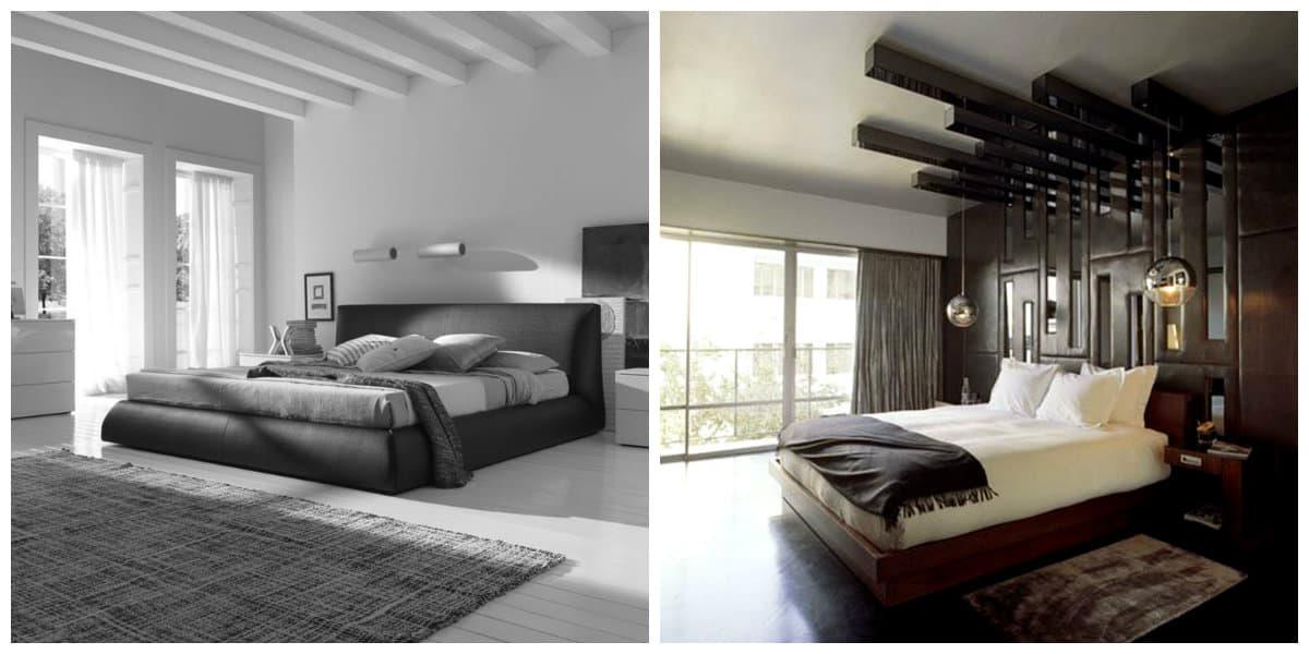 Diseño de dormitorios modernos- el espacio es simepre grande