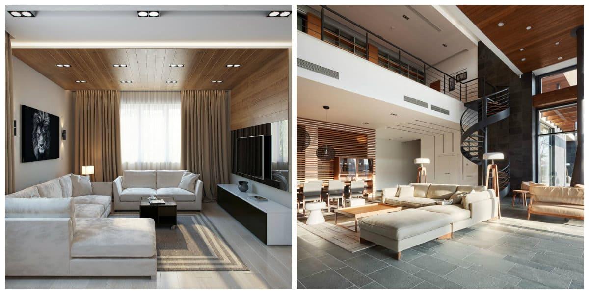 Diseños de casas modernas- todas las tendencias de moda