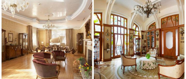 Diseños de casas modernas- casas lujosas deccoradas en estilos modernos