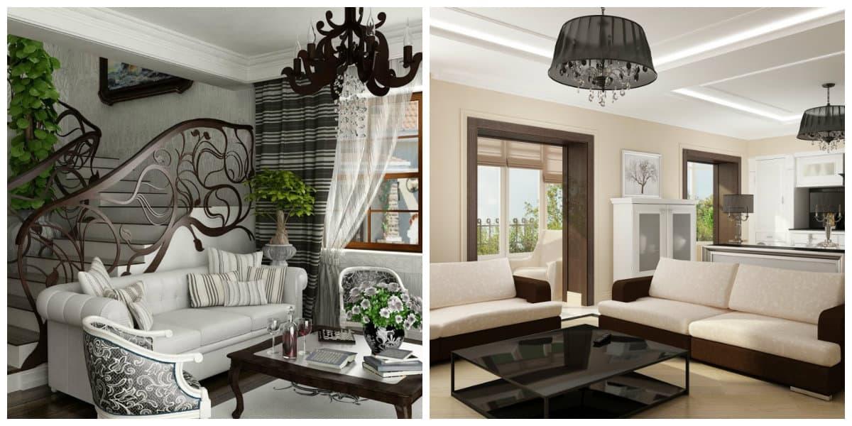 Diseños de casas modernas- lamparas que se hacen muy adecuadas