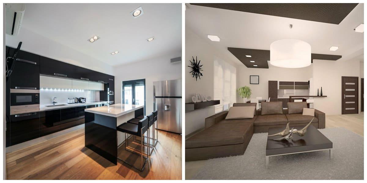 Diseños de casas modernas- hacer hincapie sobre la eleccion de los muebles