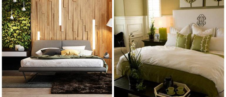 Dormitorios estilo moderno- ahor se usa mucho el estilo eco de moda