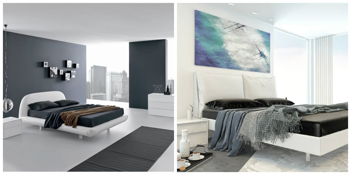 Dormitorios minimalistas estilo de laconismo for Dormitorios minimalistas pequenos