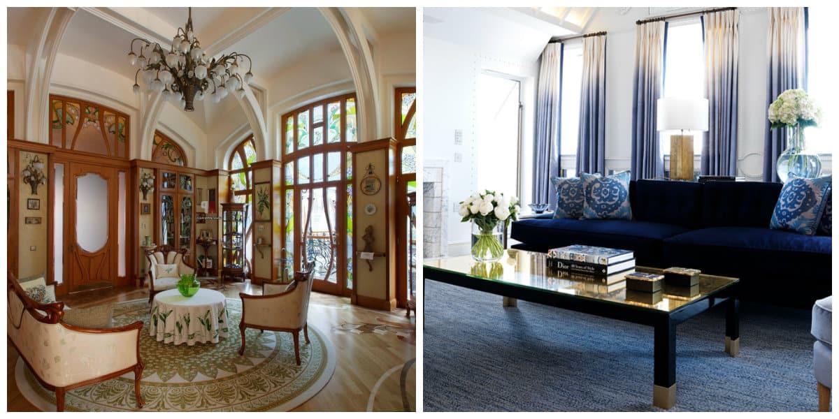 Estilo art deco- muebles muy elegantes y perfectos para tu casa