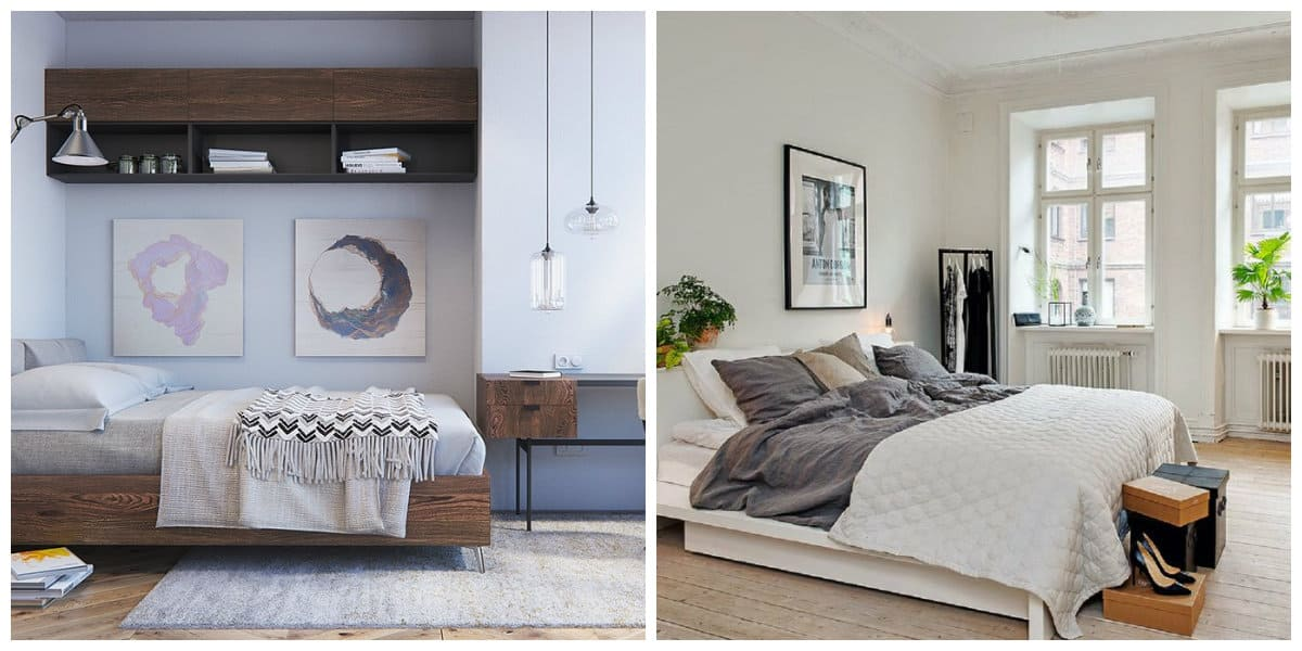 Estilo escandinavo- dormitoris de este estilo con sus atributos