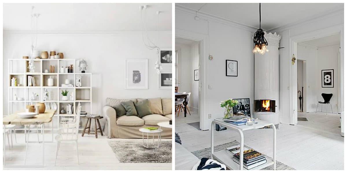 Estilo escandinavo- atributos modernos del estilo escandinavo de moda
