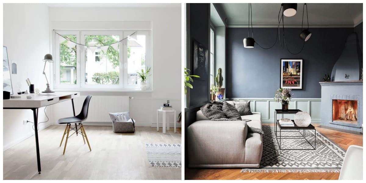 Estilo escandinavo- como decorar tus habitaciones en este estilo