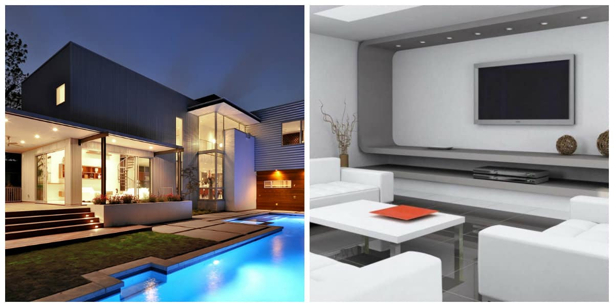 Estilo high tech interiores- ideas incomparables