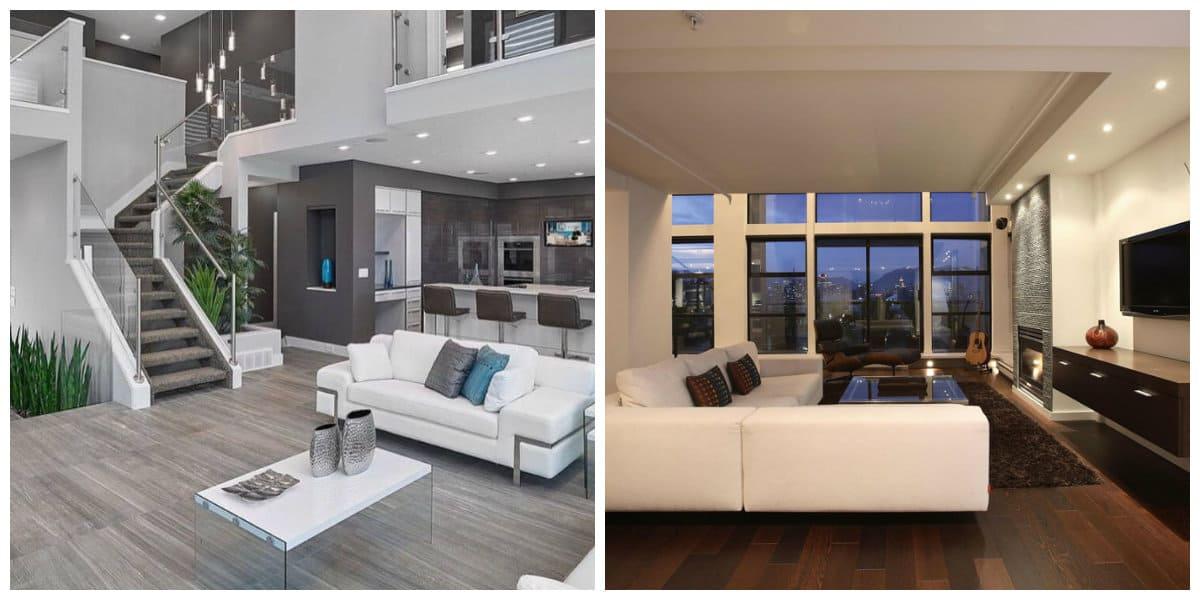 Estilos de casas modernas las ideas originales del exterior y el interior - Estilos de casas modernas ...