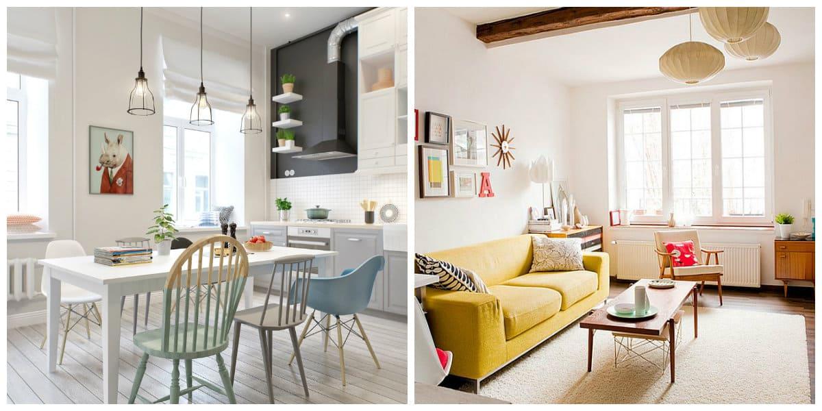 Lamparas estilo escandinavo- atributos que ayudan a amueblar la casa de tipo moderno