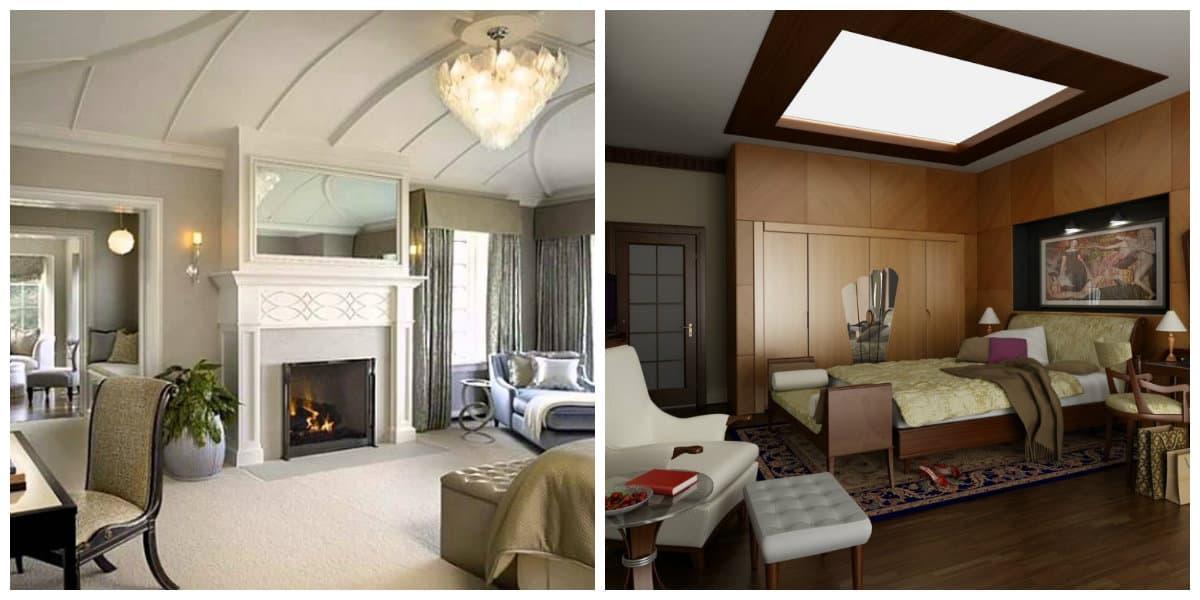 Muebles art deco- decoracion el los slaones y salas de estar de moda