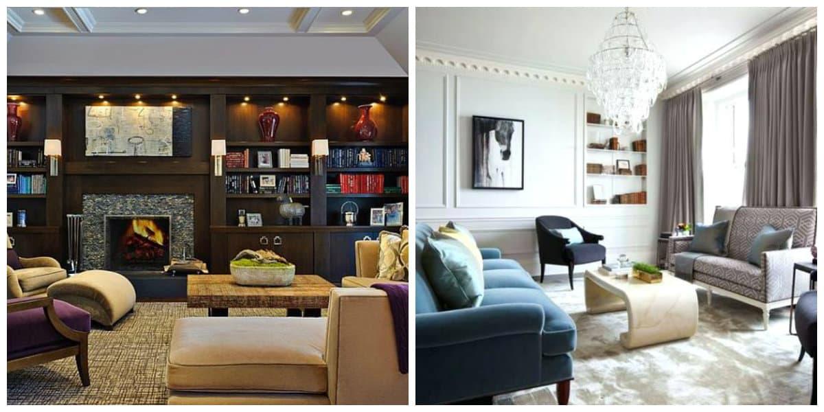 Muebles art deco- estanterias para tus libros en estilo art deco de moda