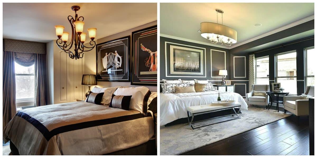 Muebles art deco- dormitorios modernos amueblados en estilo art deco