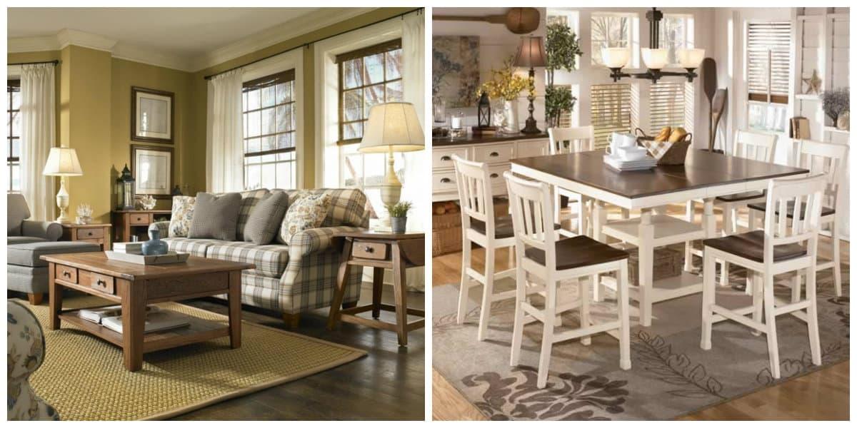 Muebles estilo campo- como amueblar tu cocina de estilo rural