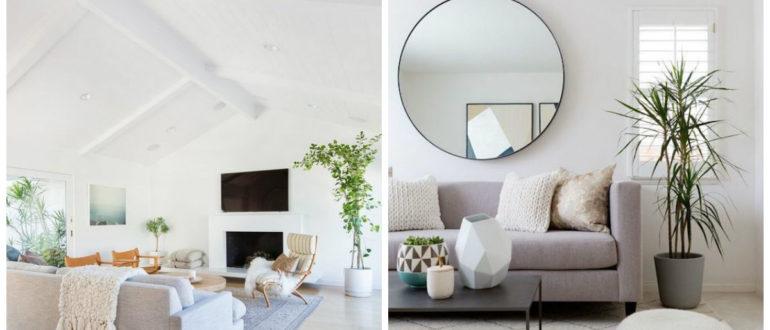 Sala de estar minimalista- muebles que son aecuados para cada sala minimalista