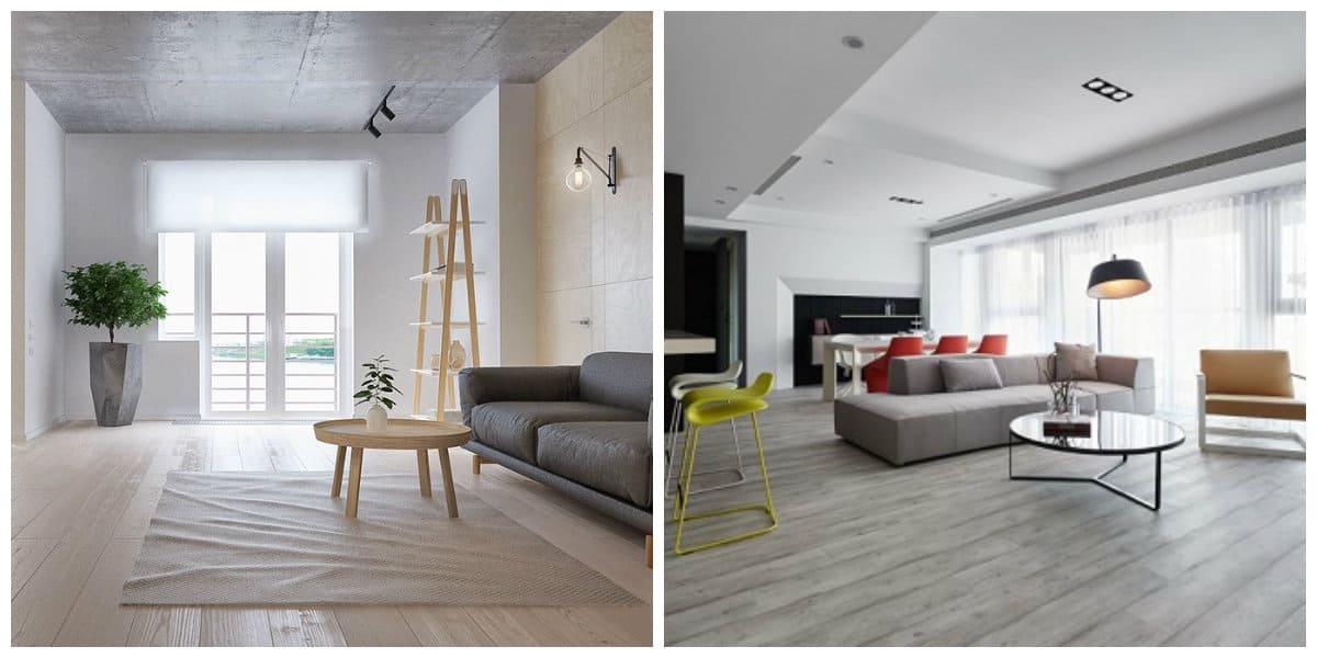 Apartamentos minimalistas- tendencias principales