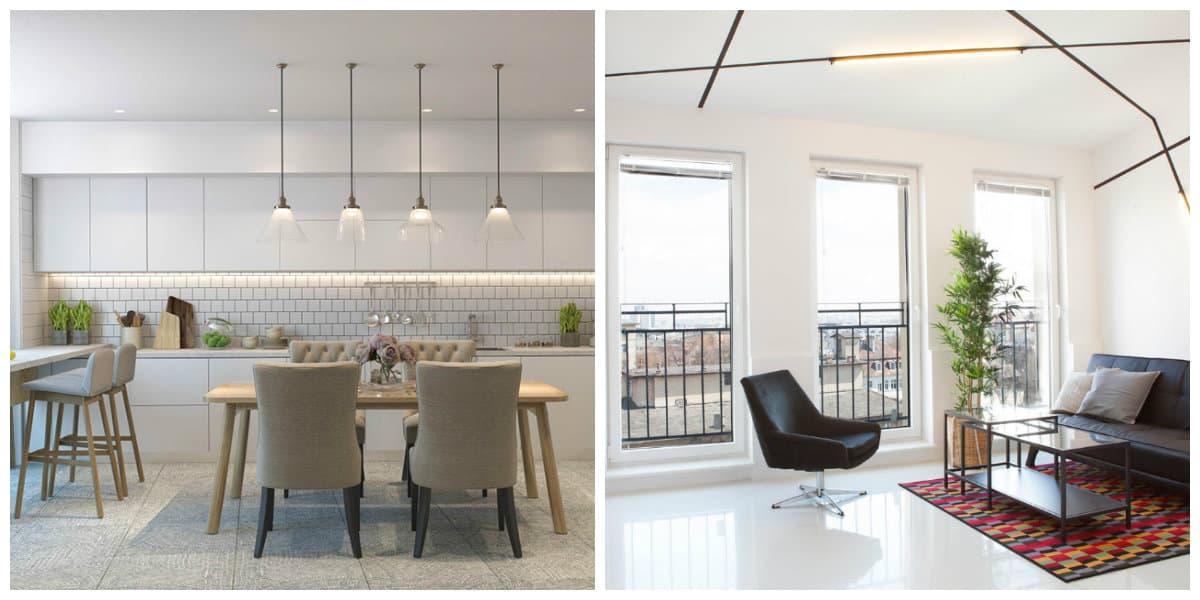 Apartamentos minimalistas- ideas generales