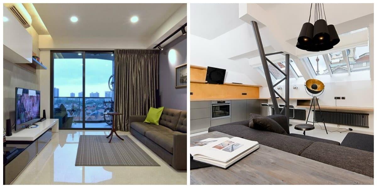 Apartamentos minimalistas- imagenes para ayudarte