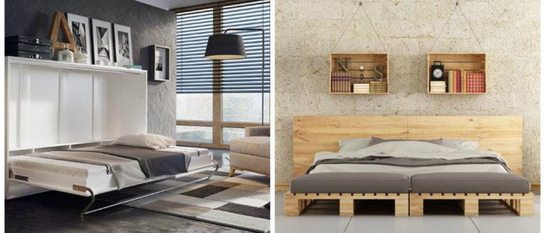 Apartamentos minimalistas- dormitorios al estilo