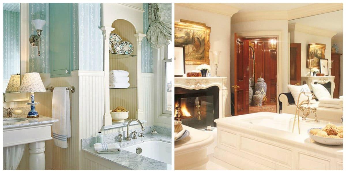 Baños el corte ingles: Nueva respiración del interior victoriano moderno