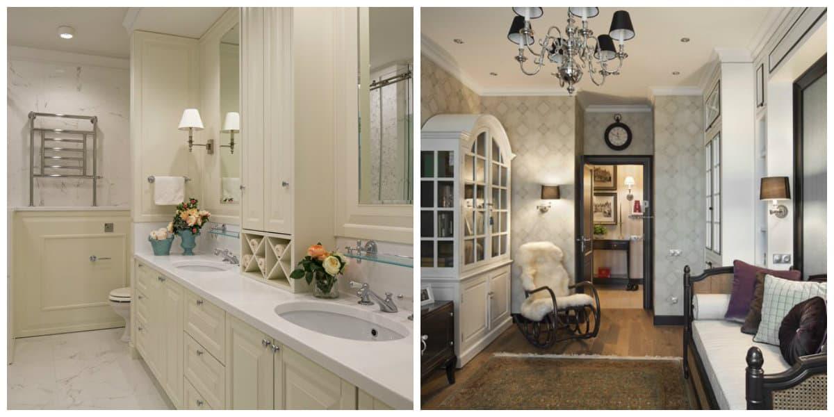 Baños neoclasicos- un estilo moderno en tu casa