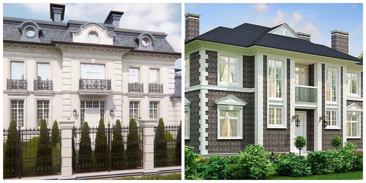 Casa estilo ingles- tendencias principales