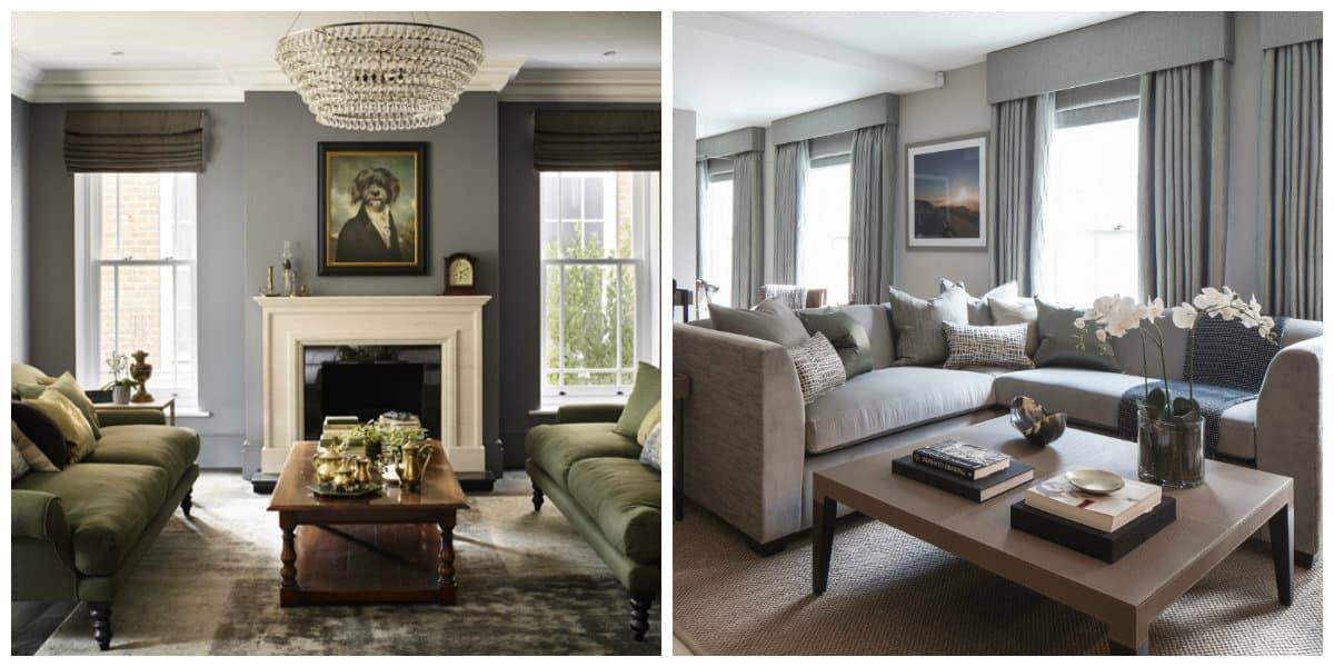 Casa estilo ingles- interiores renovadores