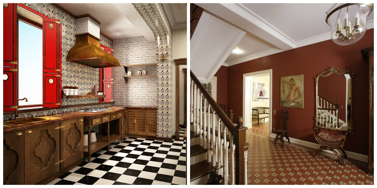 Casa estilo ingles- diseno de casa modernas