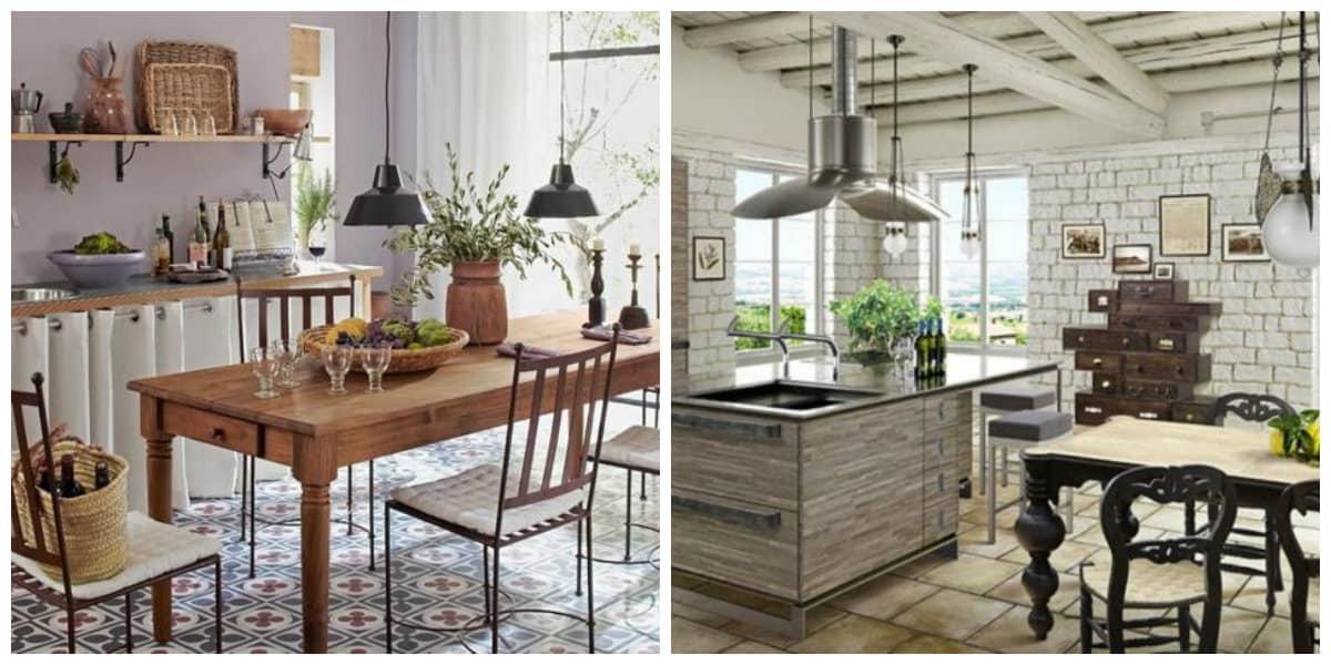 Casa provenza- estilo en la modernidad