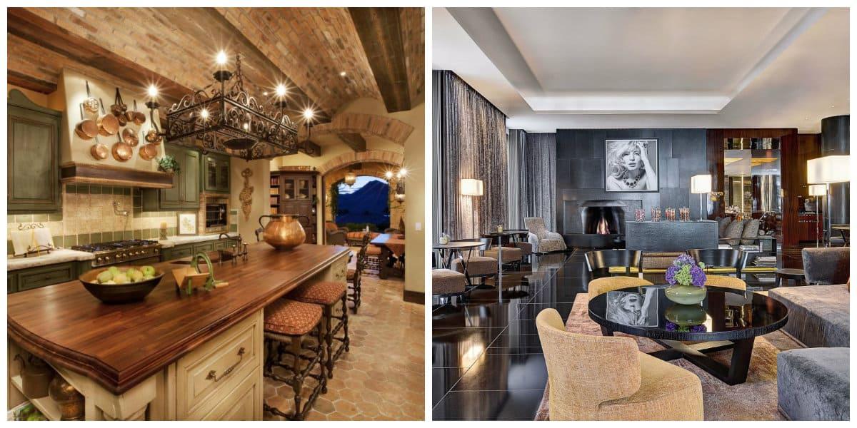 Casas estilo italiano- algunas tendencias de moda