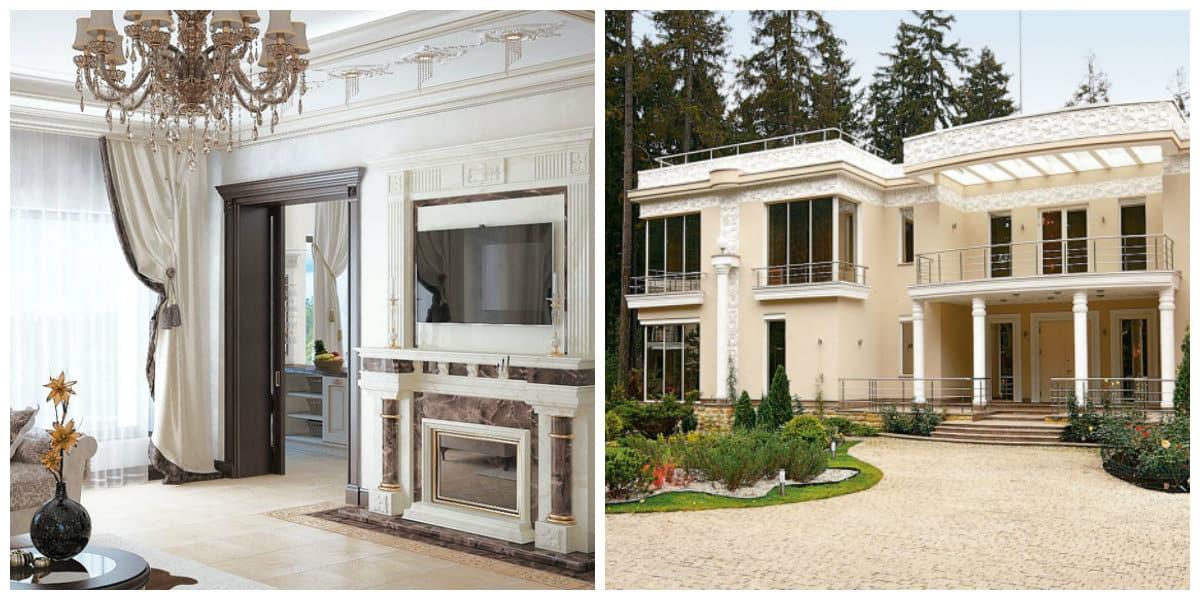 Casas neoclasicas- tendencias principales