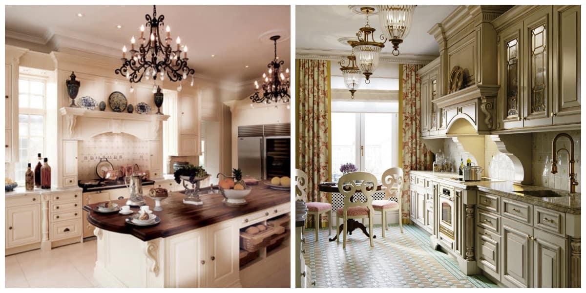 Cocinas estilo ingles- como obtener una cocina clasica