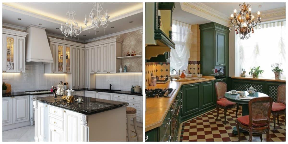 Cocinas estilo ingles- muebles del estilo britanico