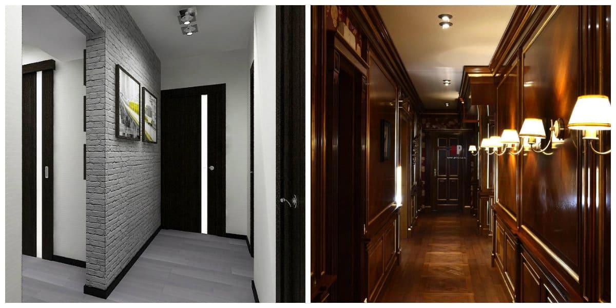 Decoracion de pasillos modernos estilo ingl s en tu casa - Decoracion de pasillos modernos ...