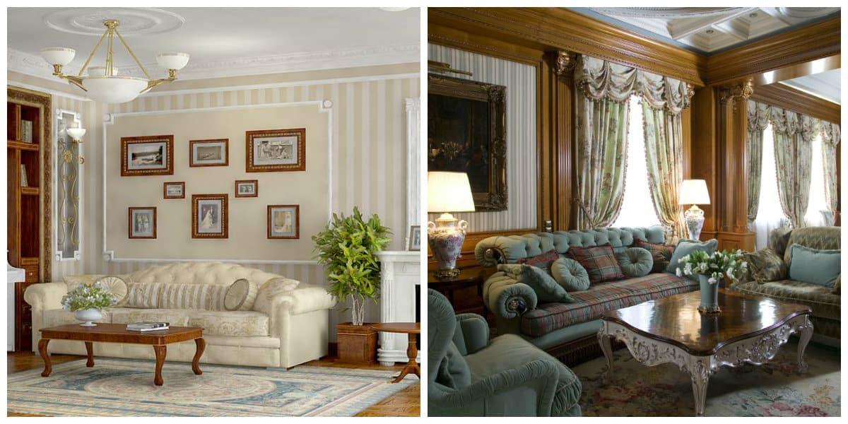 Decoracion estilo ingles- muebles muy adecuados