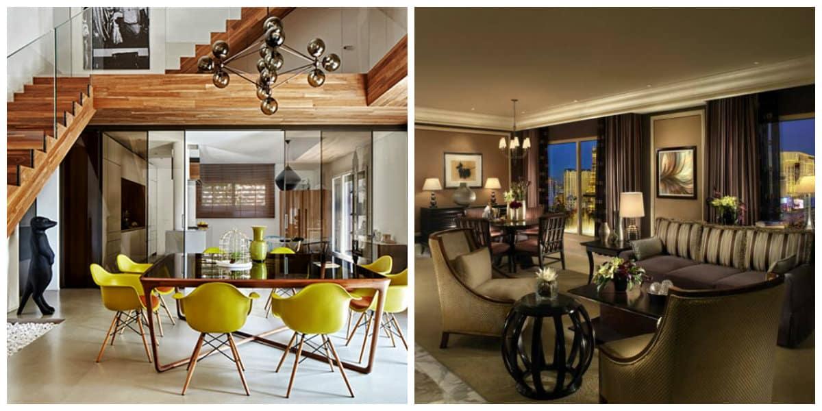 Decoracion estilo italiano- muebles en la modernidad