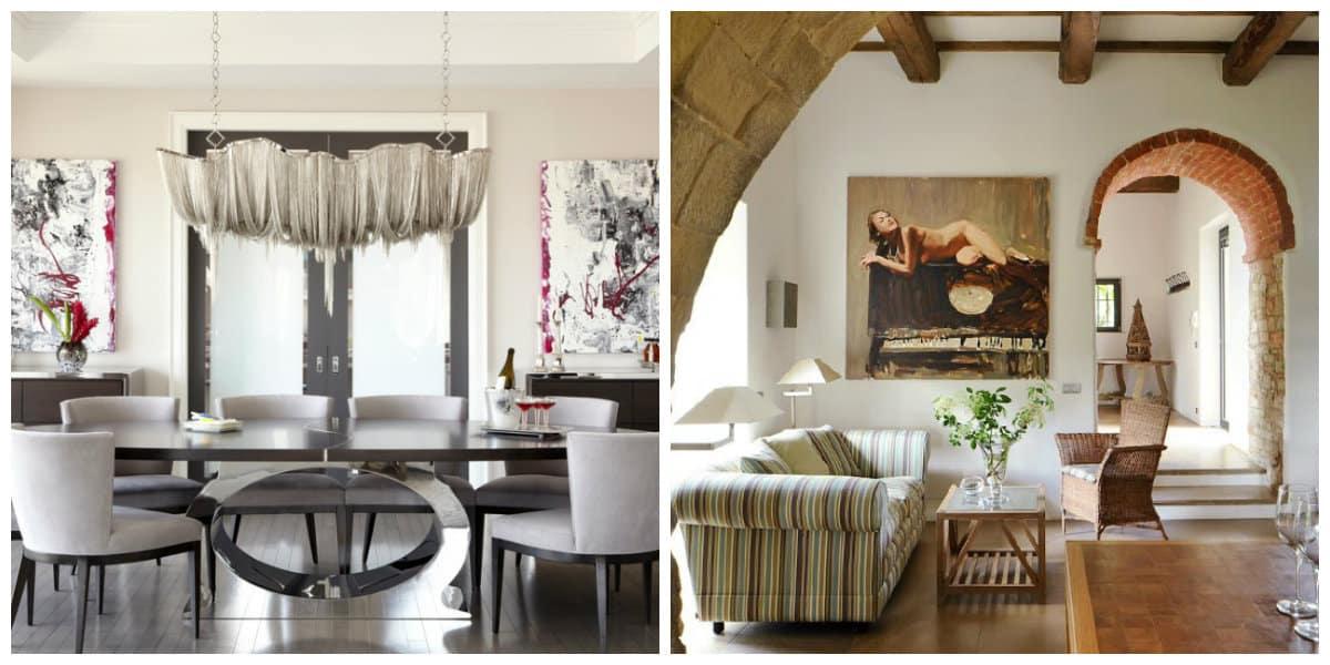 Decoracion estilo italiano- como amueblar tu casa moderna