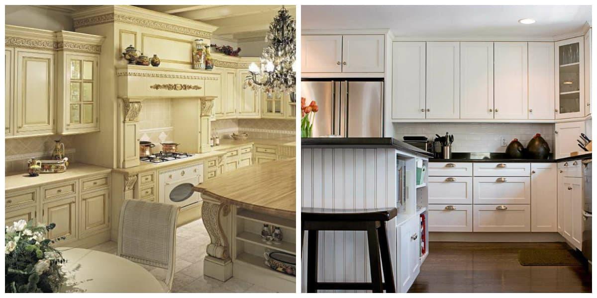Decoracion estilo italiano- cocinas con muebles adecuafos